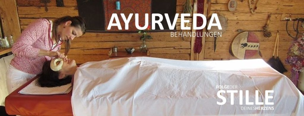 Ayurvedische Behandlungen