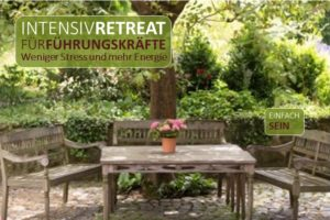 Yoga beim Manager Intensiv Retreat
