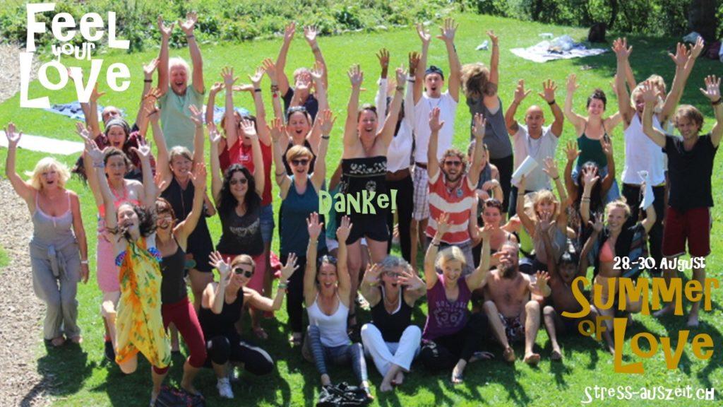 Yoga und Ayurveda beim Summer of Love
