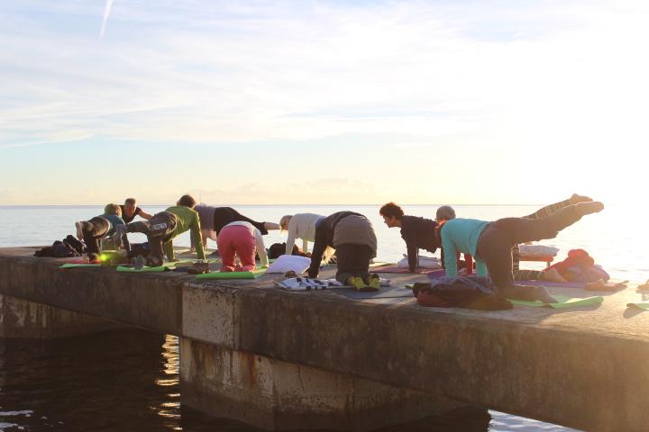 Ayurveda mit Yoga kombinieren