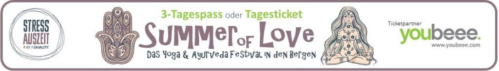 Yogafestival Ticket