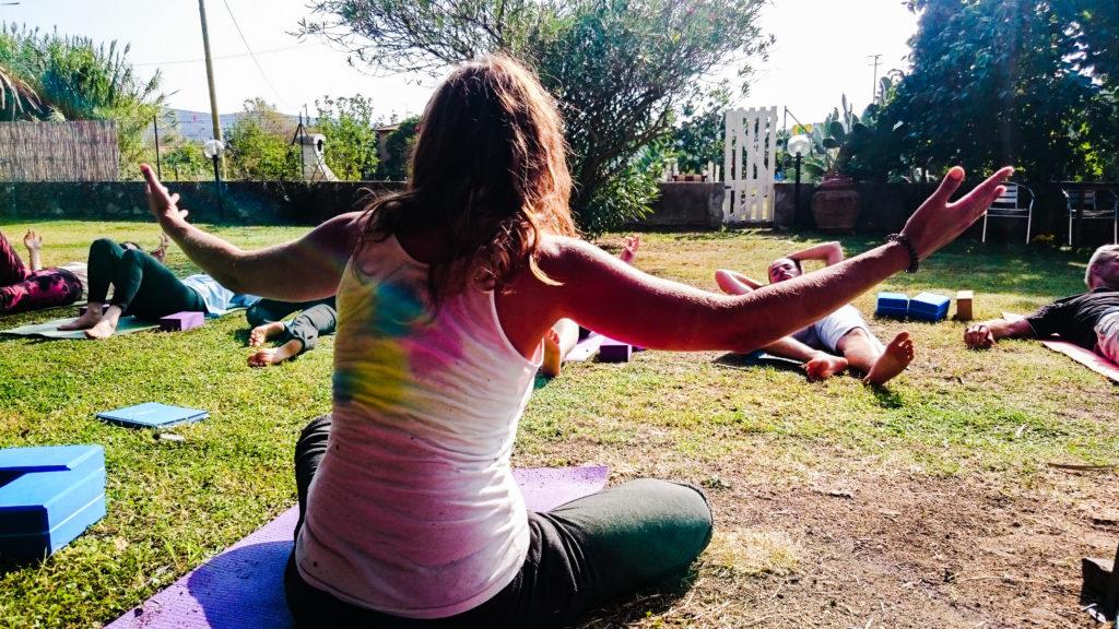 Yogaferien auf Elba