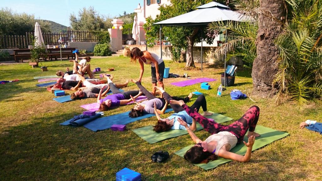 Yoga Urlaub und Yogaferien