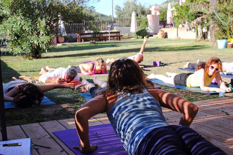 Yoga mit Sonja Petrovic
