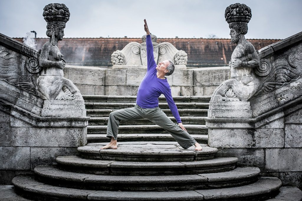 Auszeit im Kloster: Yoga und Atem
