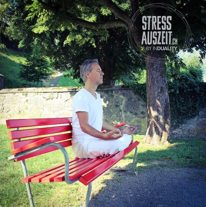 Mantra und Meditation zur Ruhe