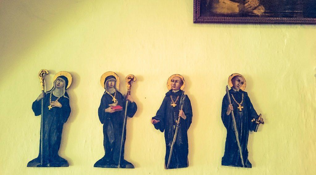 Auszeit im Kloster zur Besinnung