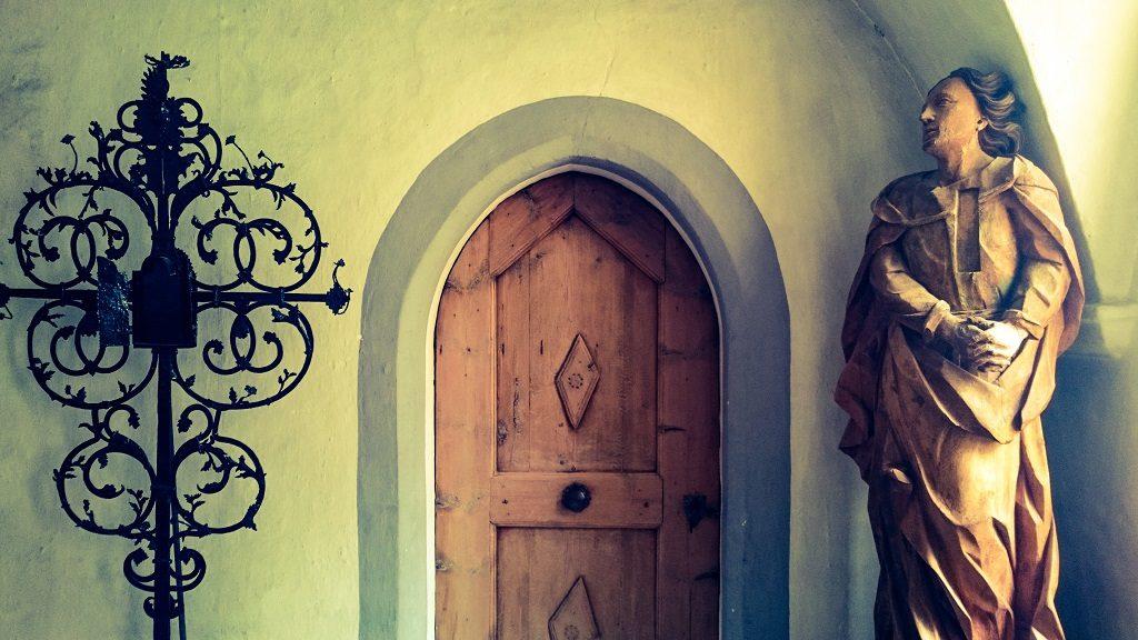 Meditieren im Kloster