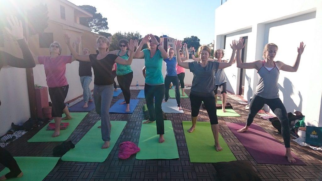 Yoga am Meer Mallorca