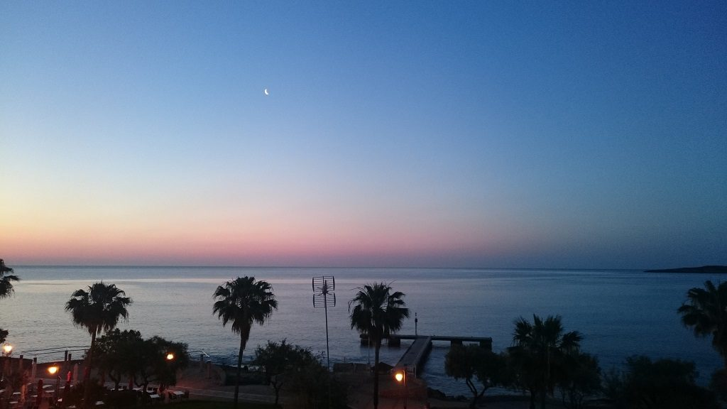 Yogaferien Sonnenaufgang Mallorca