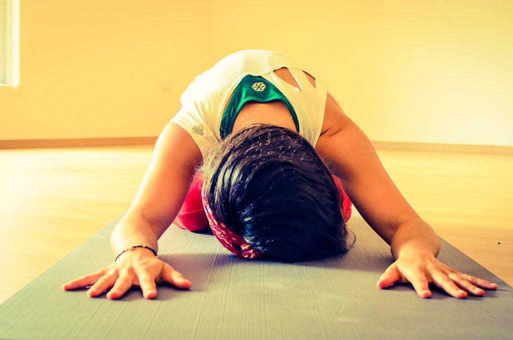 Yin Yoga mit Alica