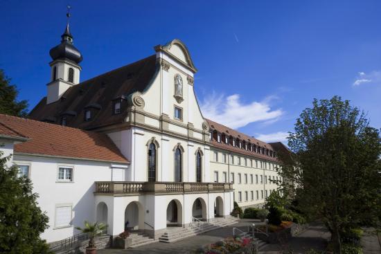 Auszeit im Kloster Maria Hilf Bühl Schwarzwald
