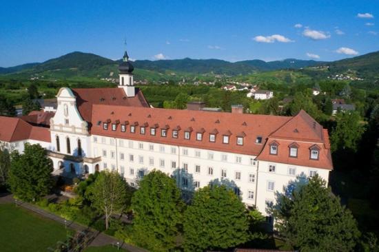 Auszeit im Kloster Maria Hilf