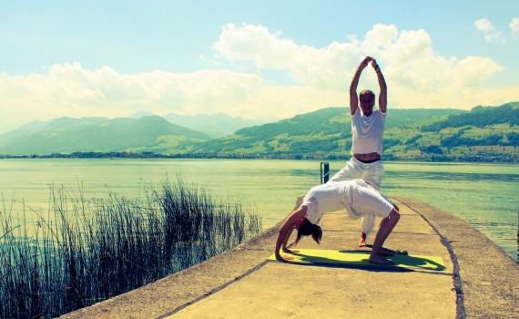 Yoga mit Stefan Geisse