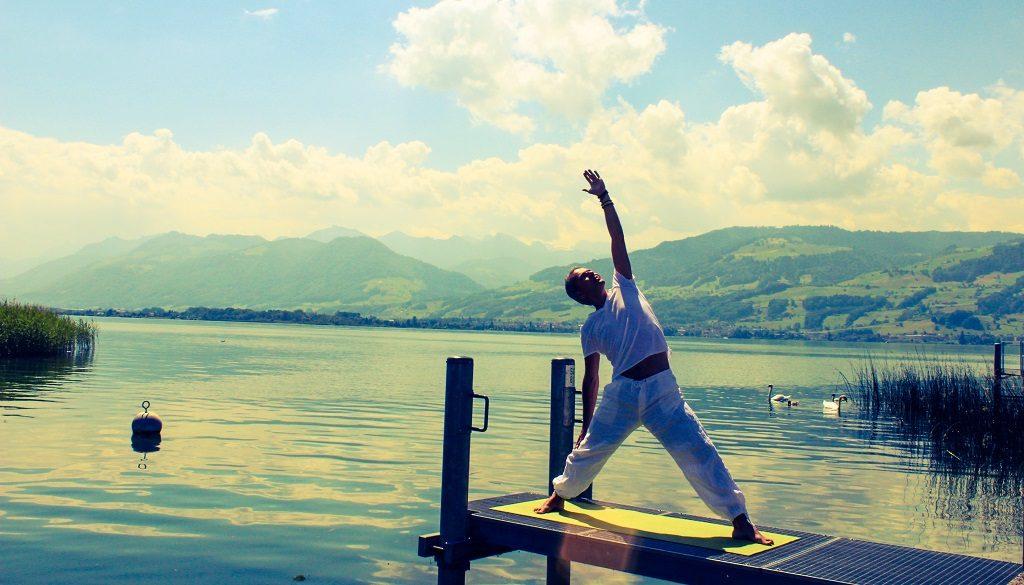 Yoga Ayurveda mit Stefan Geisse