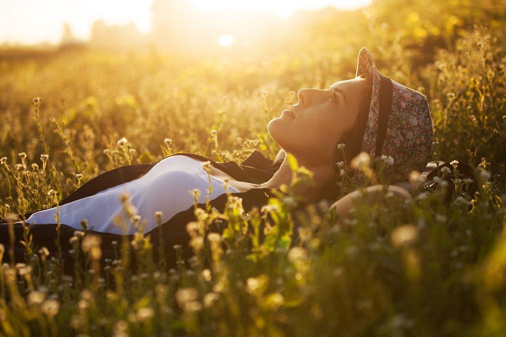 Yoga im Selbst verweilen mit Ayurveda