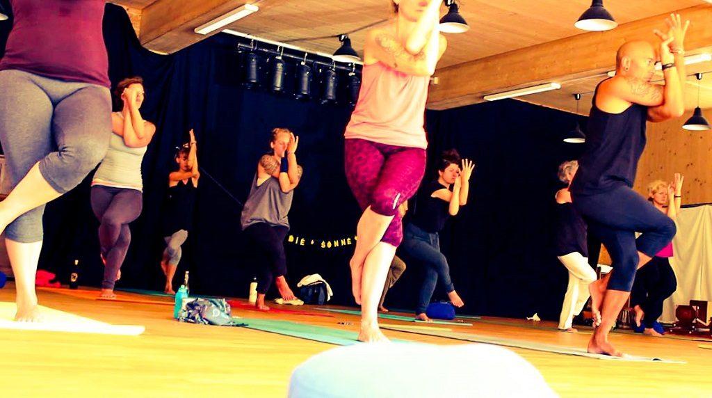 Yoga Fest Yoga Wochenende