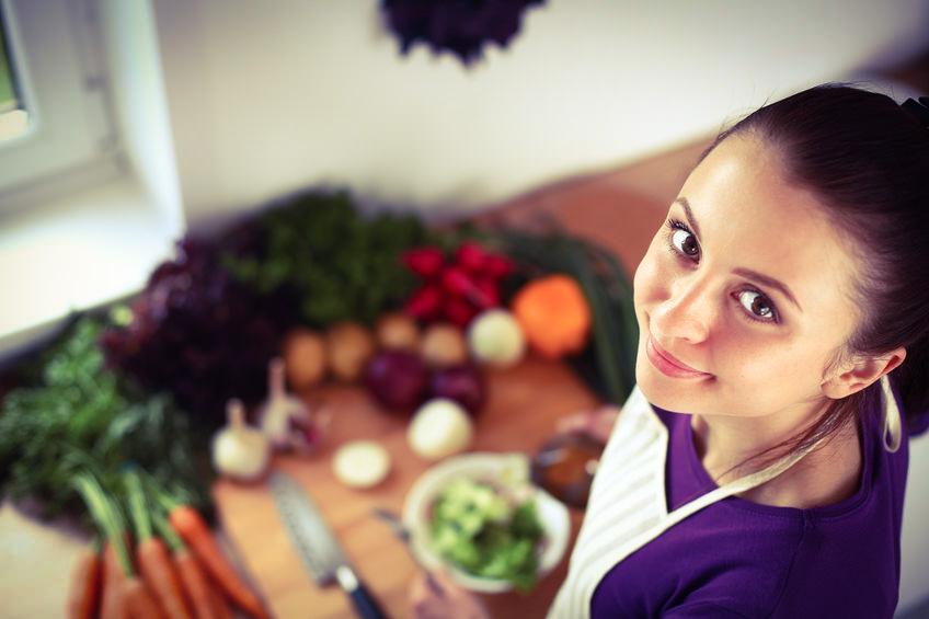 Entschlacken durch gesunde Ernährung