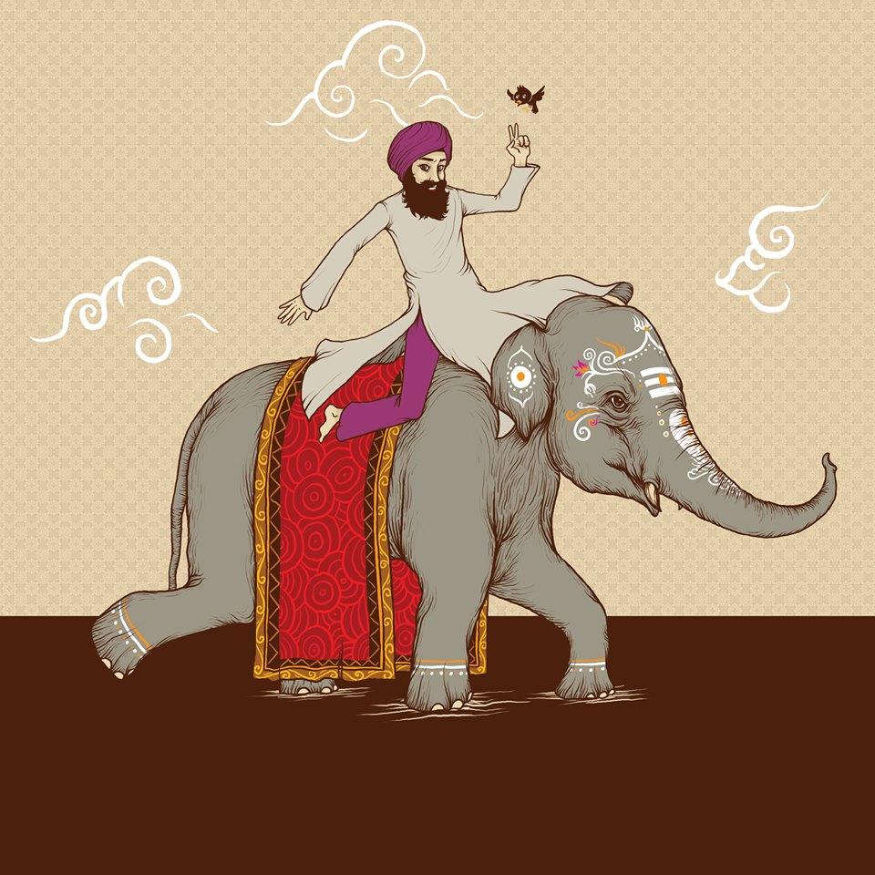 Punnu Wasu Elephant